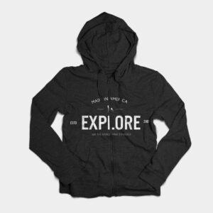 Explore Hoodie